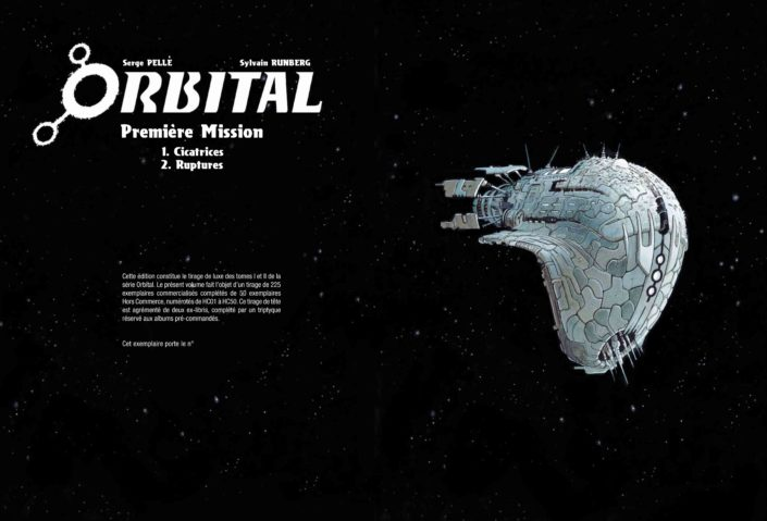Orbital Première Mission