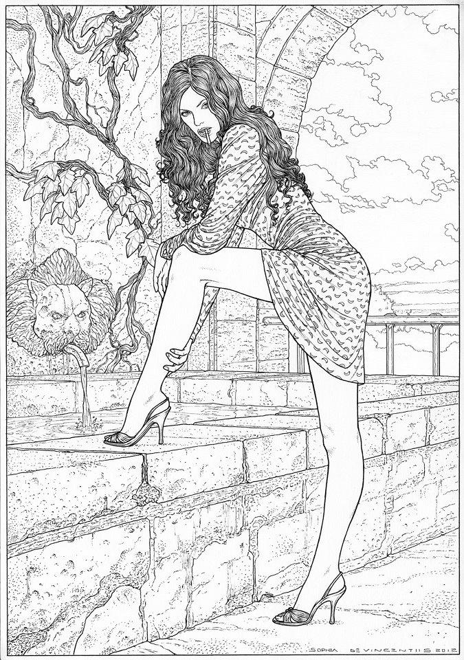 Sophia (hommage) - Adriano De Vincentiis