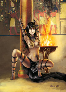Seffana princesse d'Égypte - Mike Ratera & Seffana