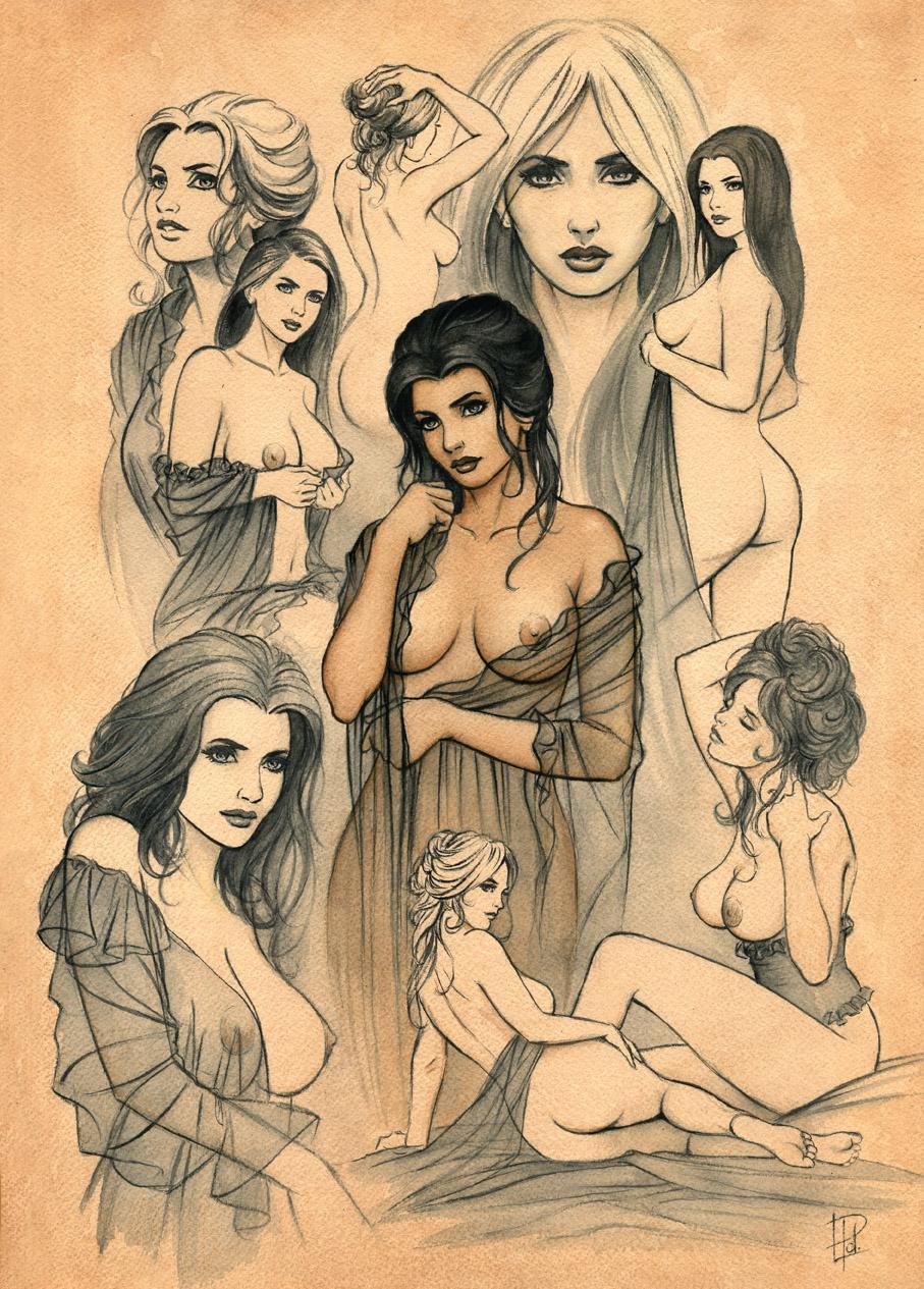 Femmes - Laurent Paturaud