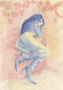 Sara D. lascive - Adriano De Vincentiis